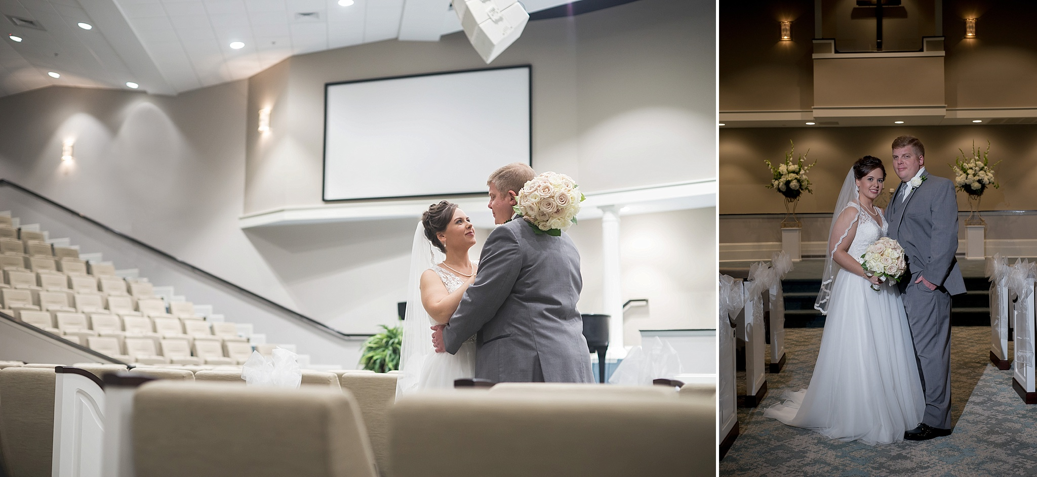 Maryanne & Chad - Wedding Preview - Greenville NC