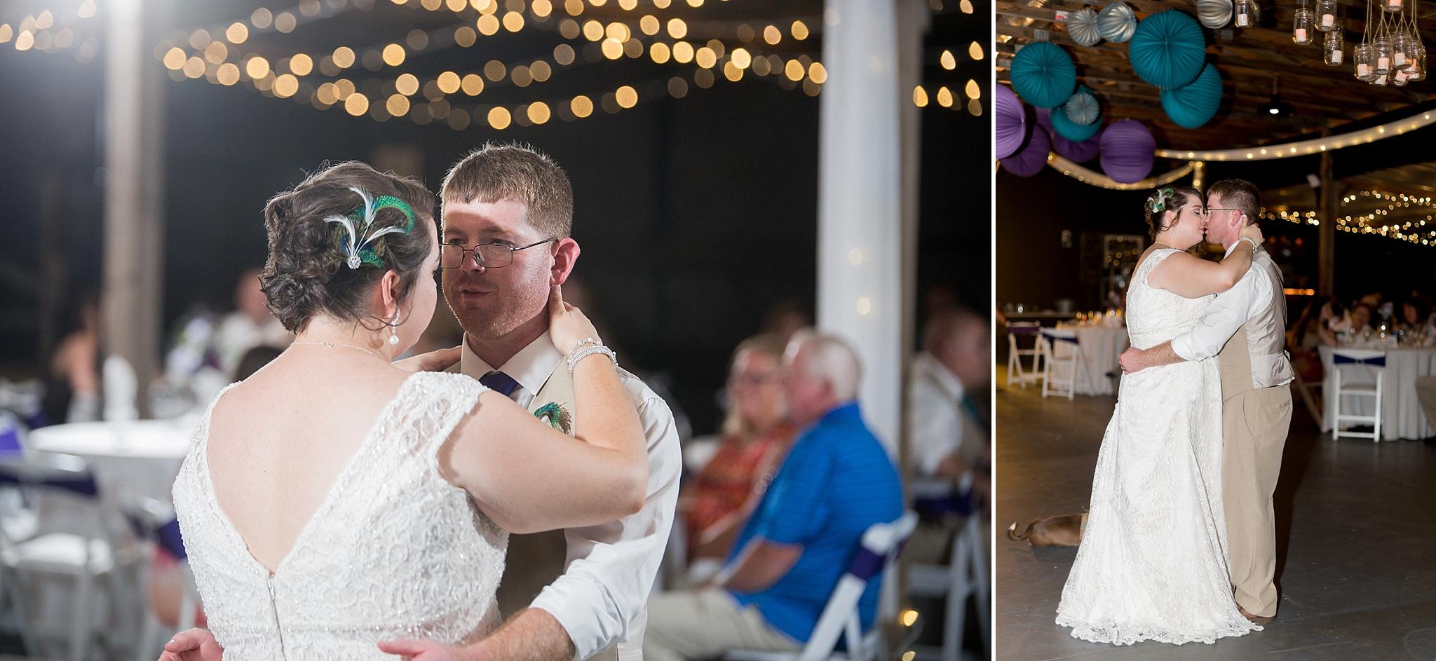 Britney & Bryon - Tripp Farms Wedding - Greenville NC