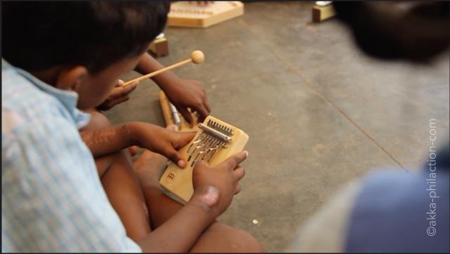 Cours de musique et concert - La musique est un outil pédagogique permettant une bonne communication pour établir un lien avec des enfants.En savoir plus