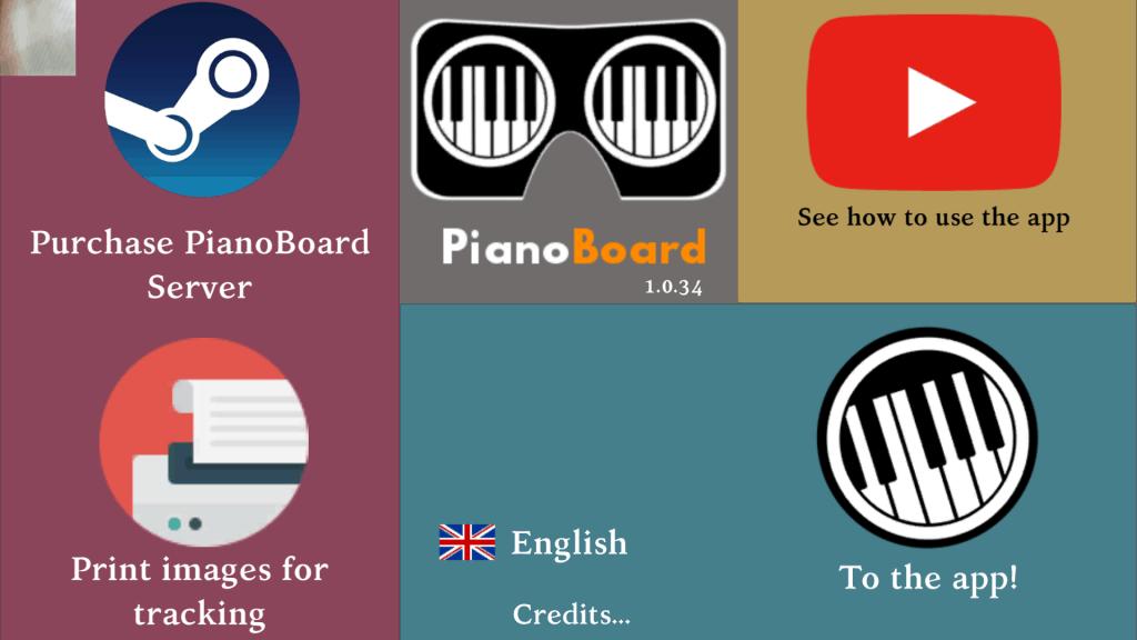 PianoBoard