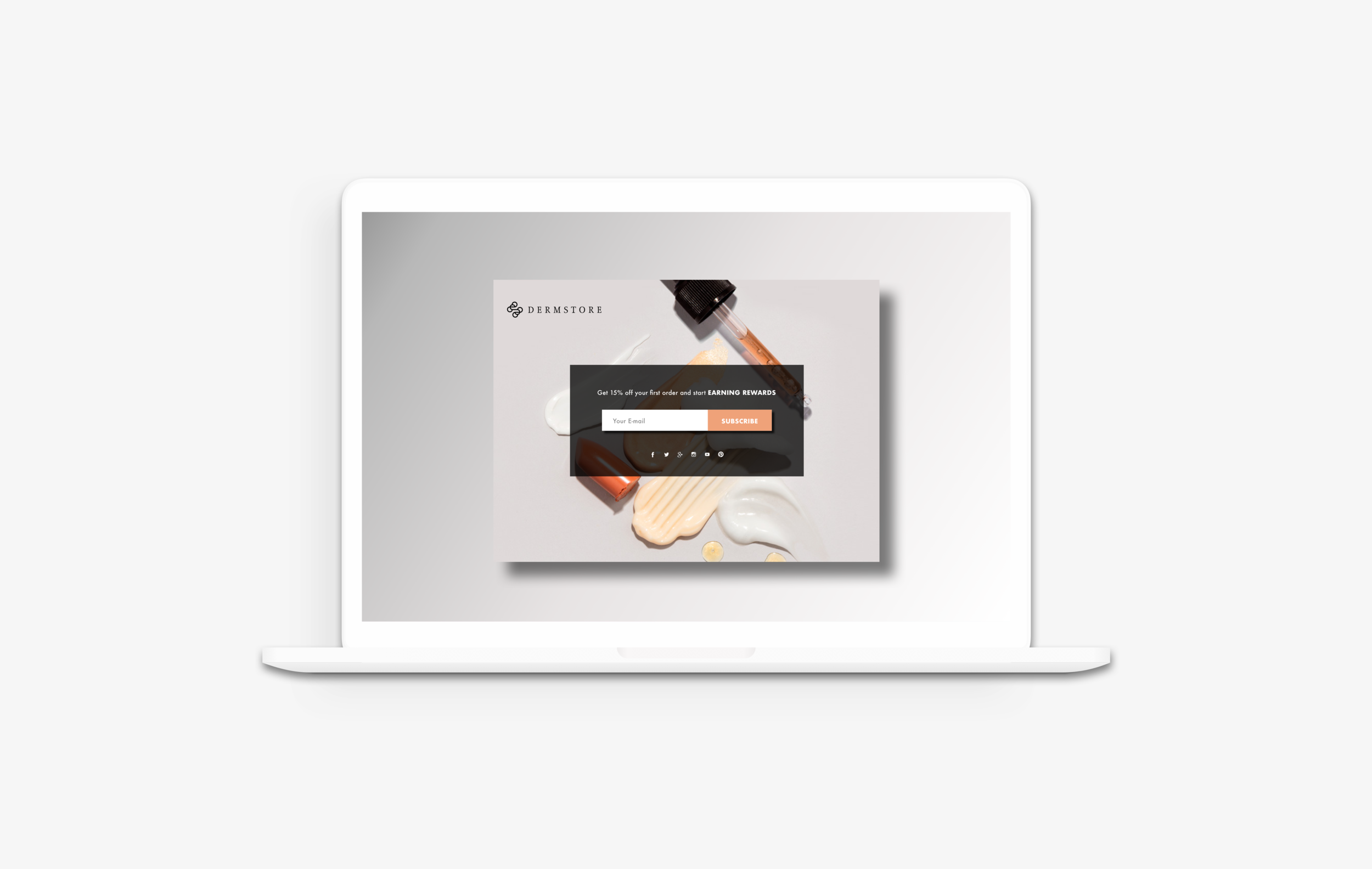 Dermstore - Daily UI #026   Subscribe