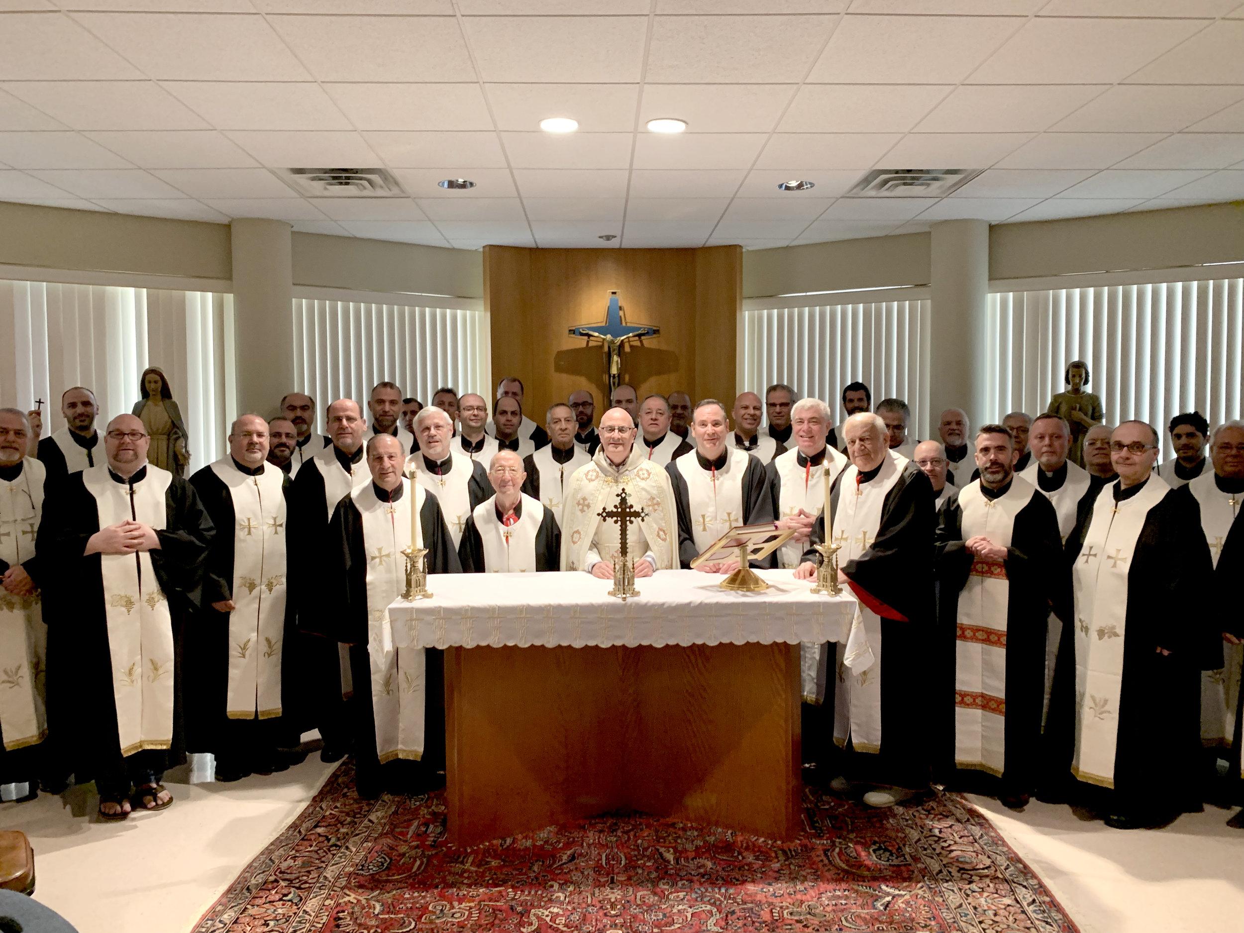 St. Maron Priests Retreat.jpg