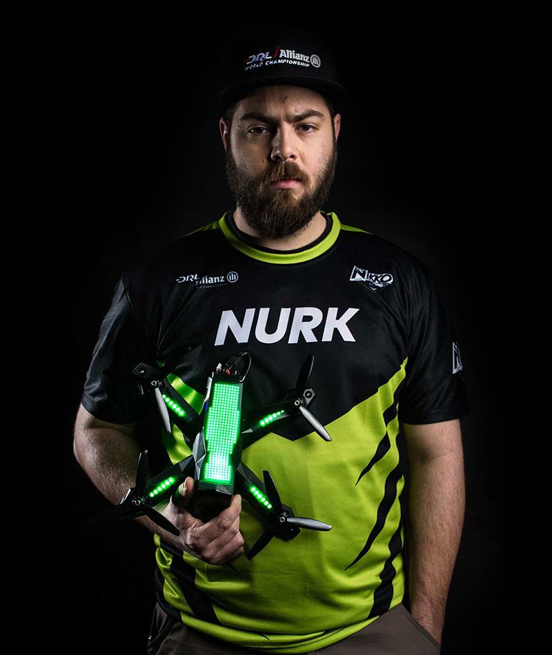 Paul Nurkkala | Professional Drone Racer
