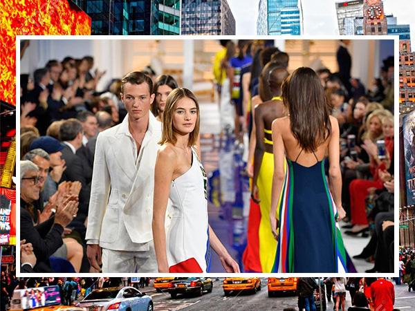 Mercedes-Benz NY Fashion Week - present day