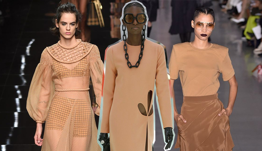 As seen on Fendi, Gucci and Max Mara.