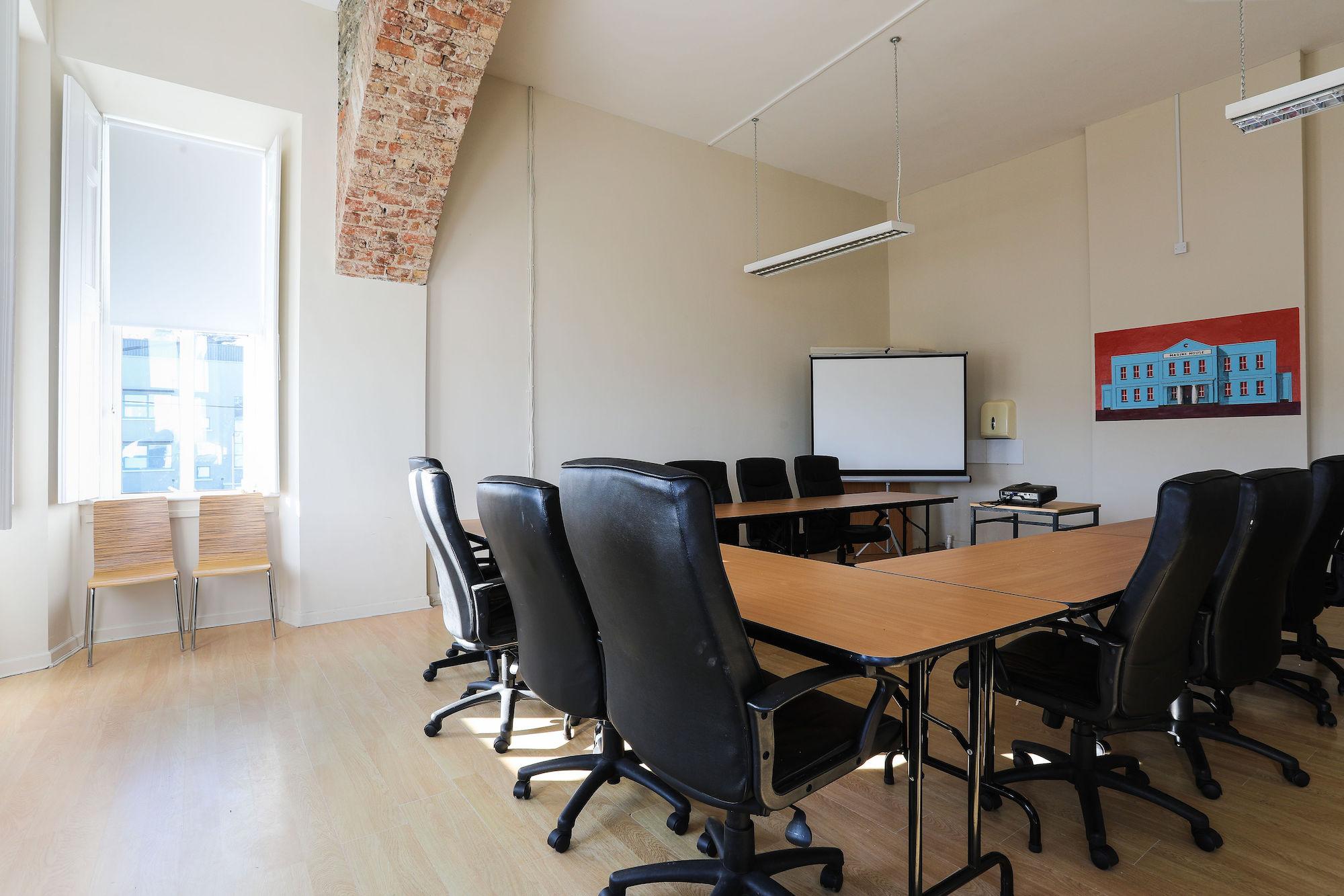 Spacious classroom Facilities -