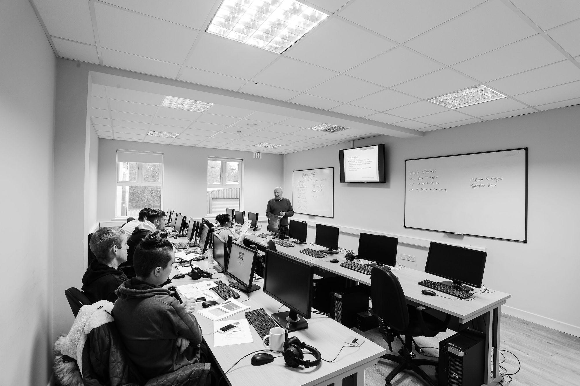 Language Labs andMulti-Media Rooms -