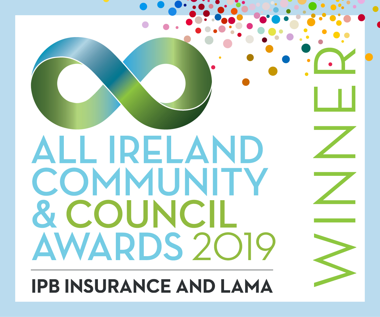 Winner  of the 2019 All Ireland Community and Council Award 2019 for Best Education and Training  Initiative.jpg