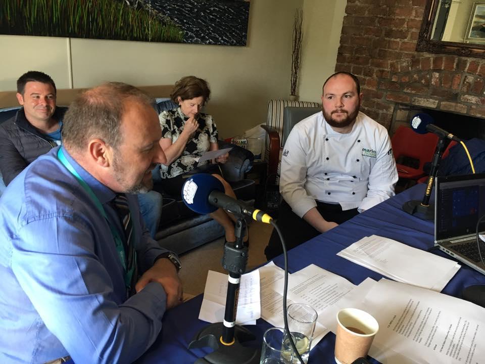 Patrick on East Coast FM.jpg