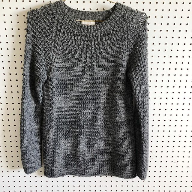 """SIZE: XS  PRICE: $50  BRAND / ITEM NAME: Cuyana baby alpaca waffle knit pullover. Loose, open weave, so great for a night of bonfires after a beach day  CONDITION: EUC  SHIPPING: included  MATERIAL: 100% baby alpaca  MEASUREMENTS: length: 30"""" Bust: 20""""  SELLER: @darciebell  PROTOCOL: Please tag me and leave your zip code to purchase. Item goes to the first zip code listed. Please DM me your PP email so I can invoice you.  The listed price includes Paypal Invoicing. PLEASE NO GIFTING. If there are backups for this item I will move onto them after 3 hours of sending invoice.  HASHTAGS (#nb__): #cuyana #ethicalfashionforsale"""