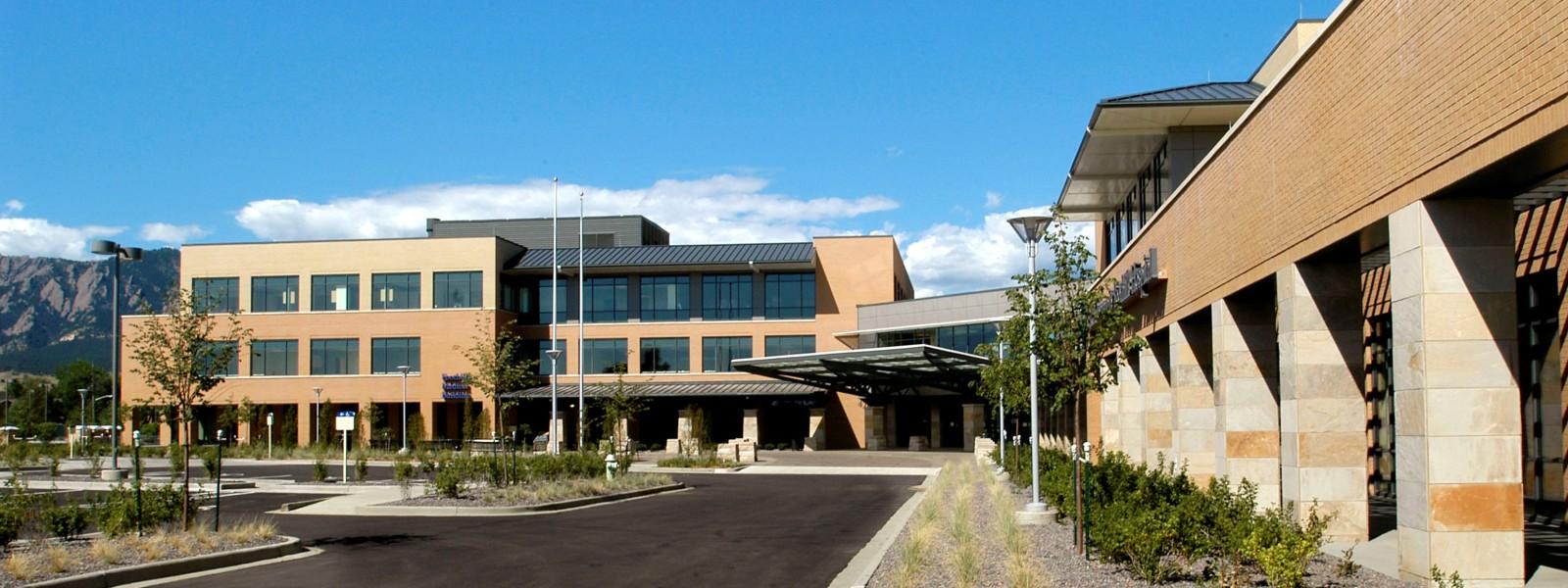 BOULDER COMMUNITY HOSPITAL*