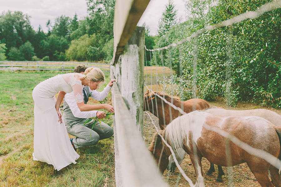 Brittany + Connor - at the farmhouse