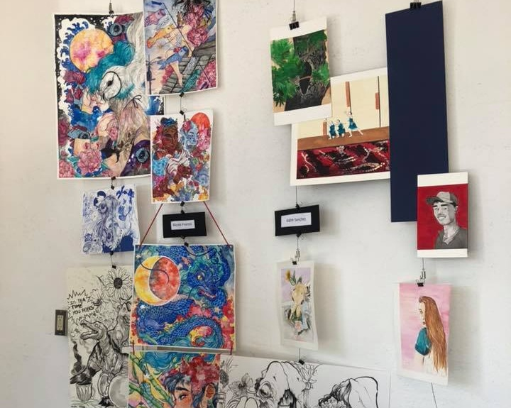 South Plains College Art Student Exhibit - May 1 - May 8, 2019