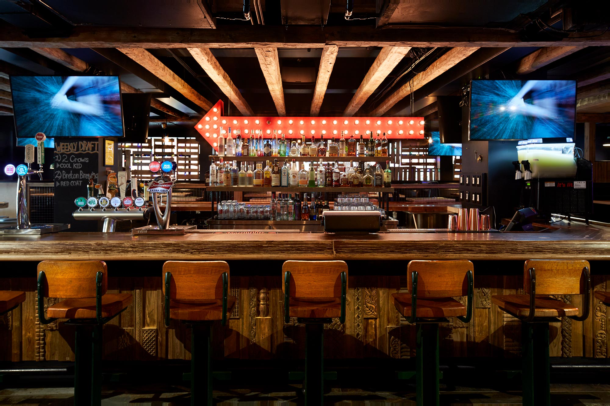The Roxbury Urban Dive Bar -