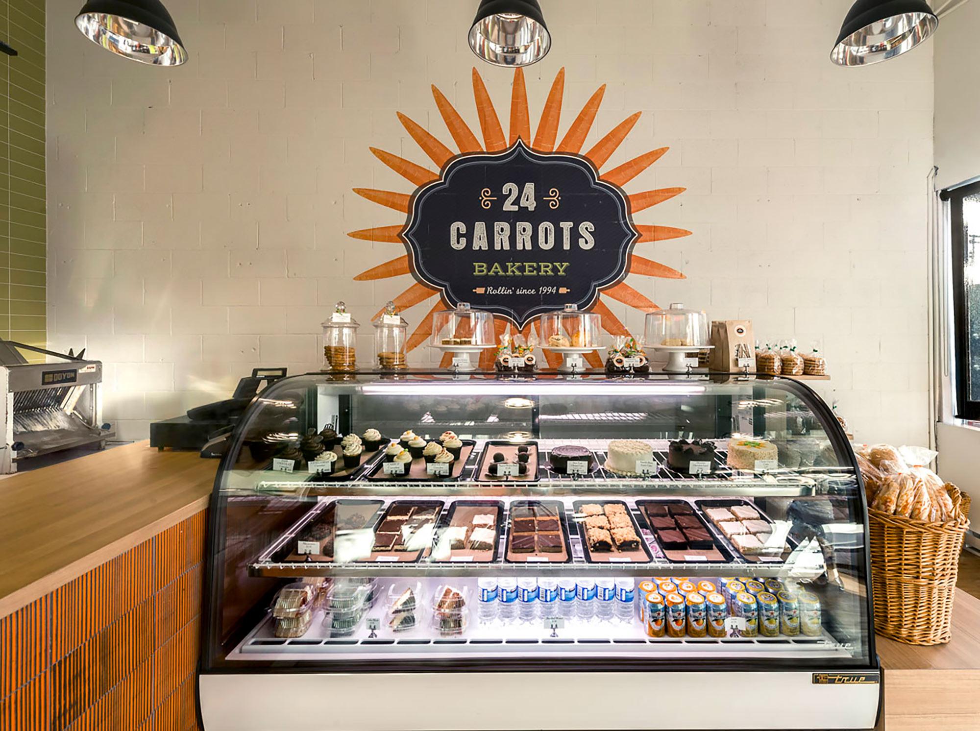 24 Carrots Bakery -