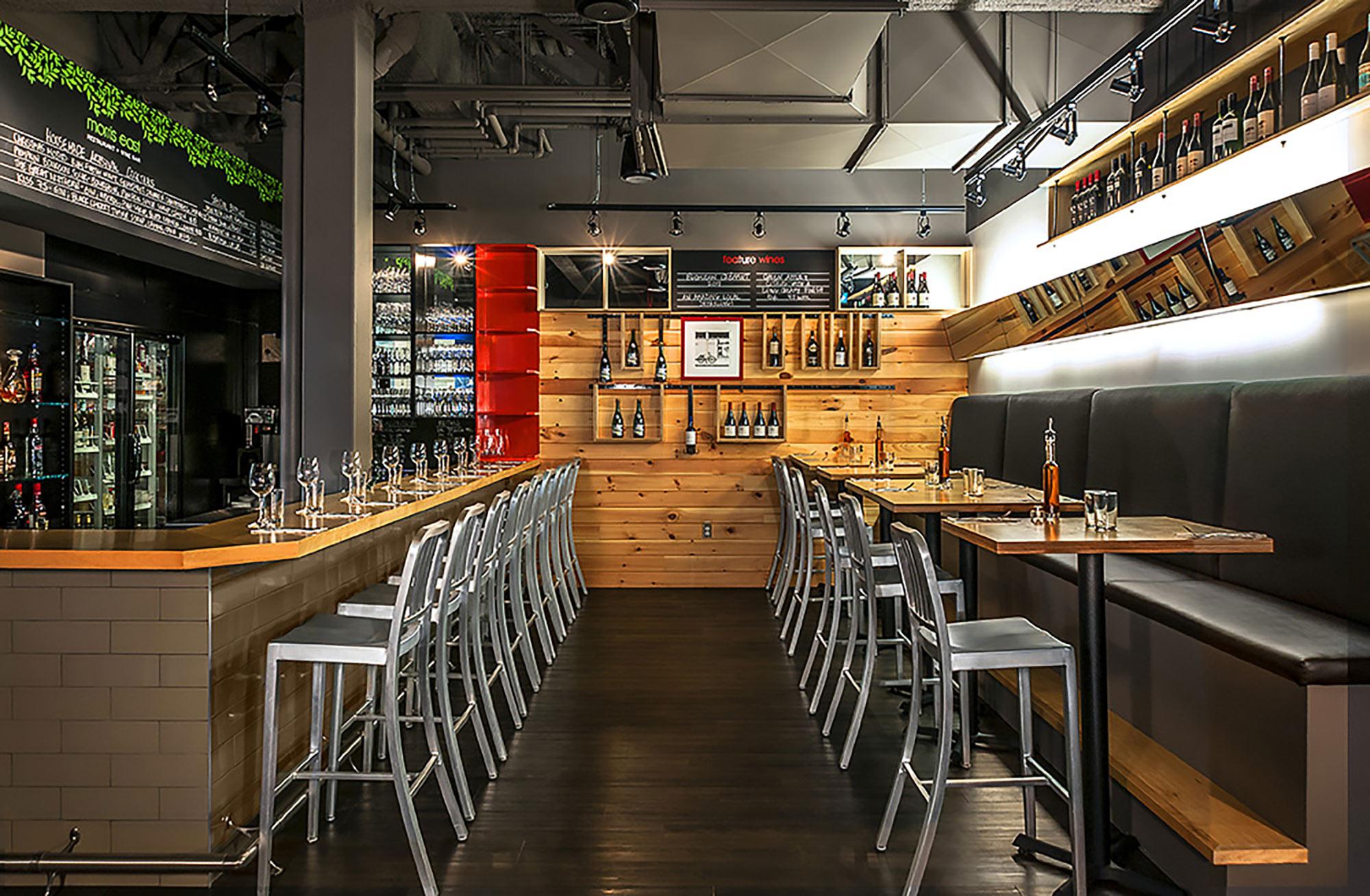 Morris East Restaurant & Wine Bar -