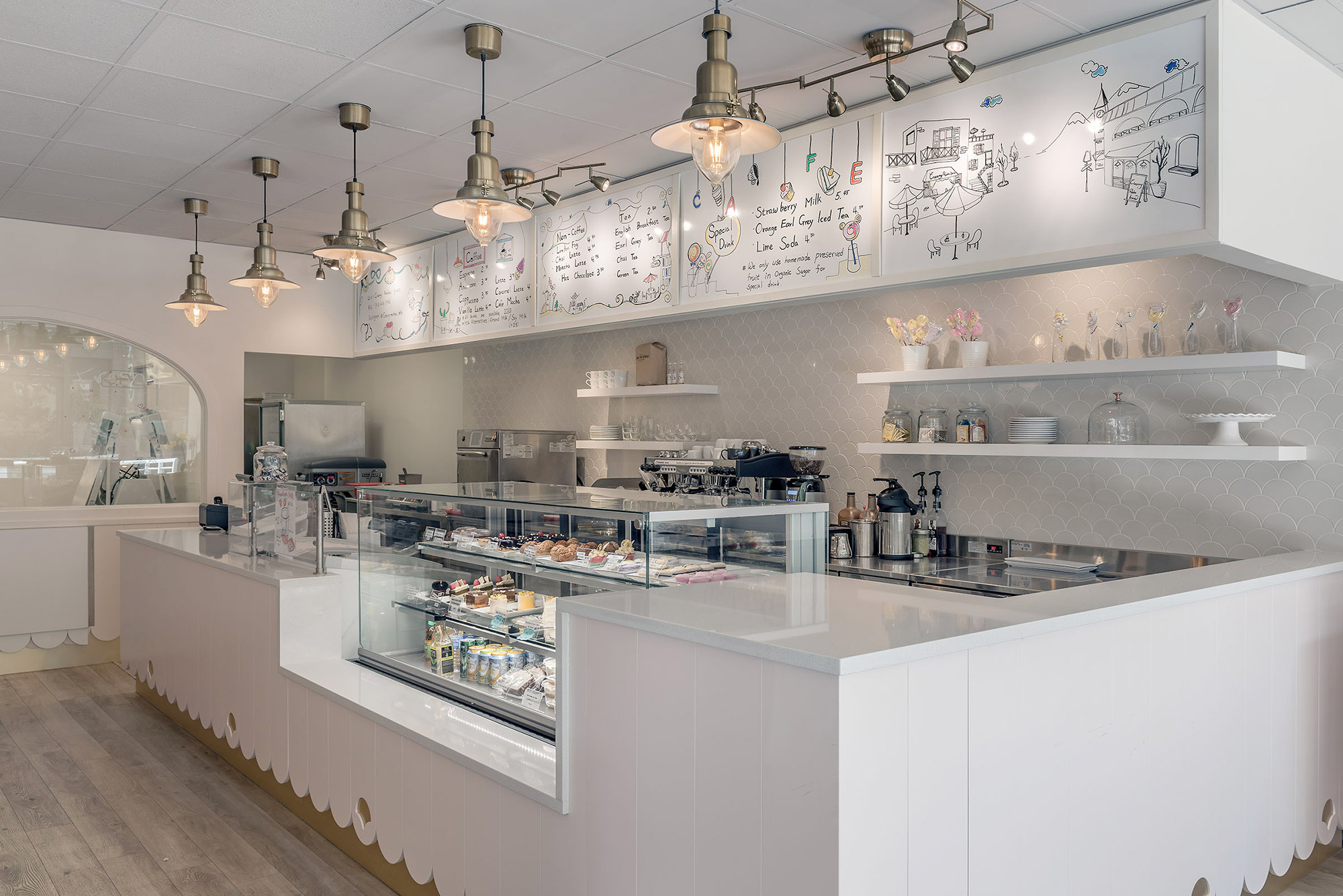 Creamy RainbowBakery and Cafe -