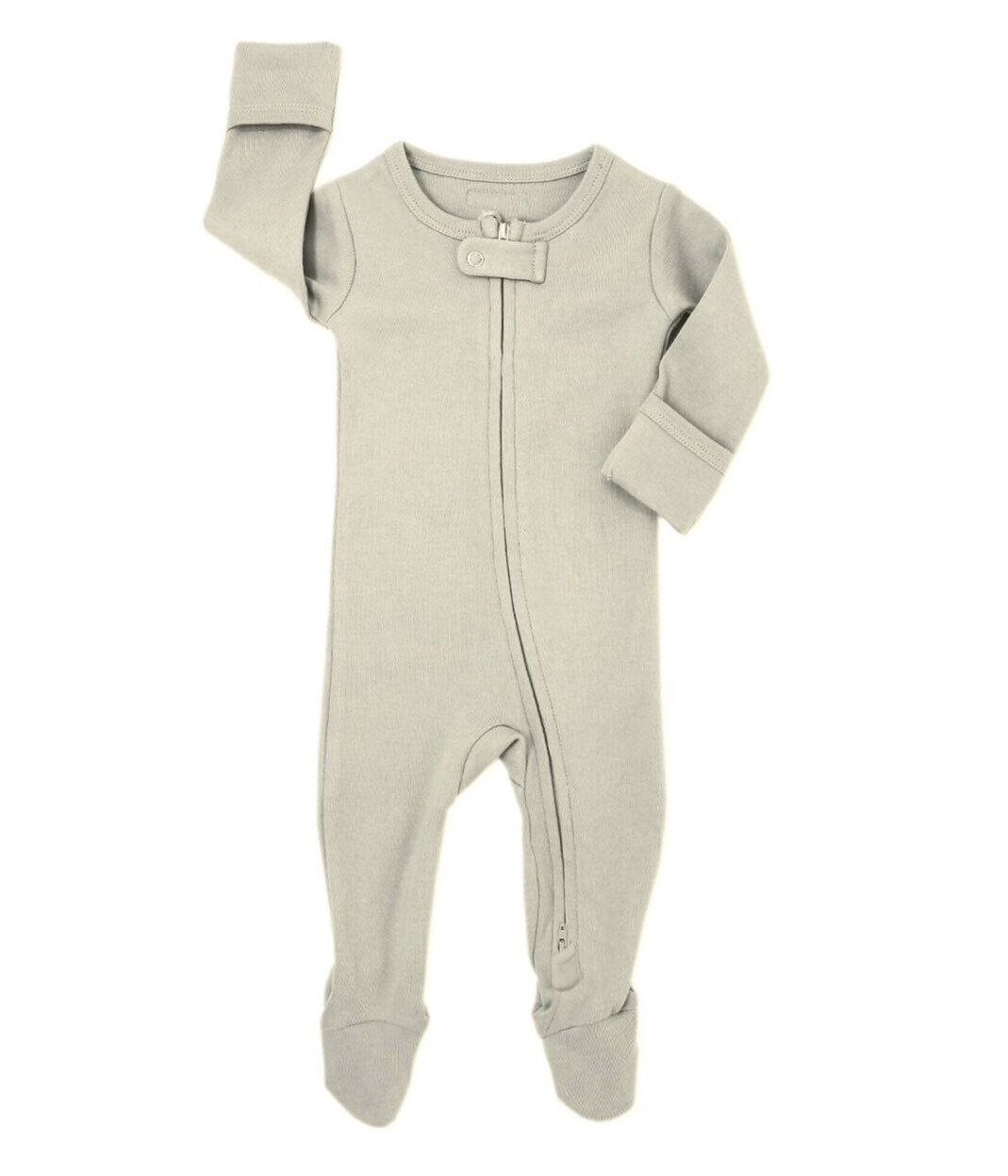 Organic 6-Way Zipper Rompers to Keep Your Baby Cozy — meer