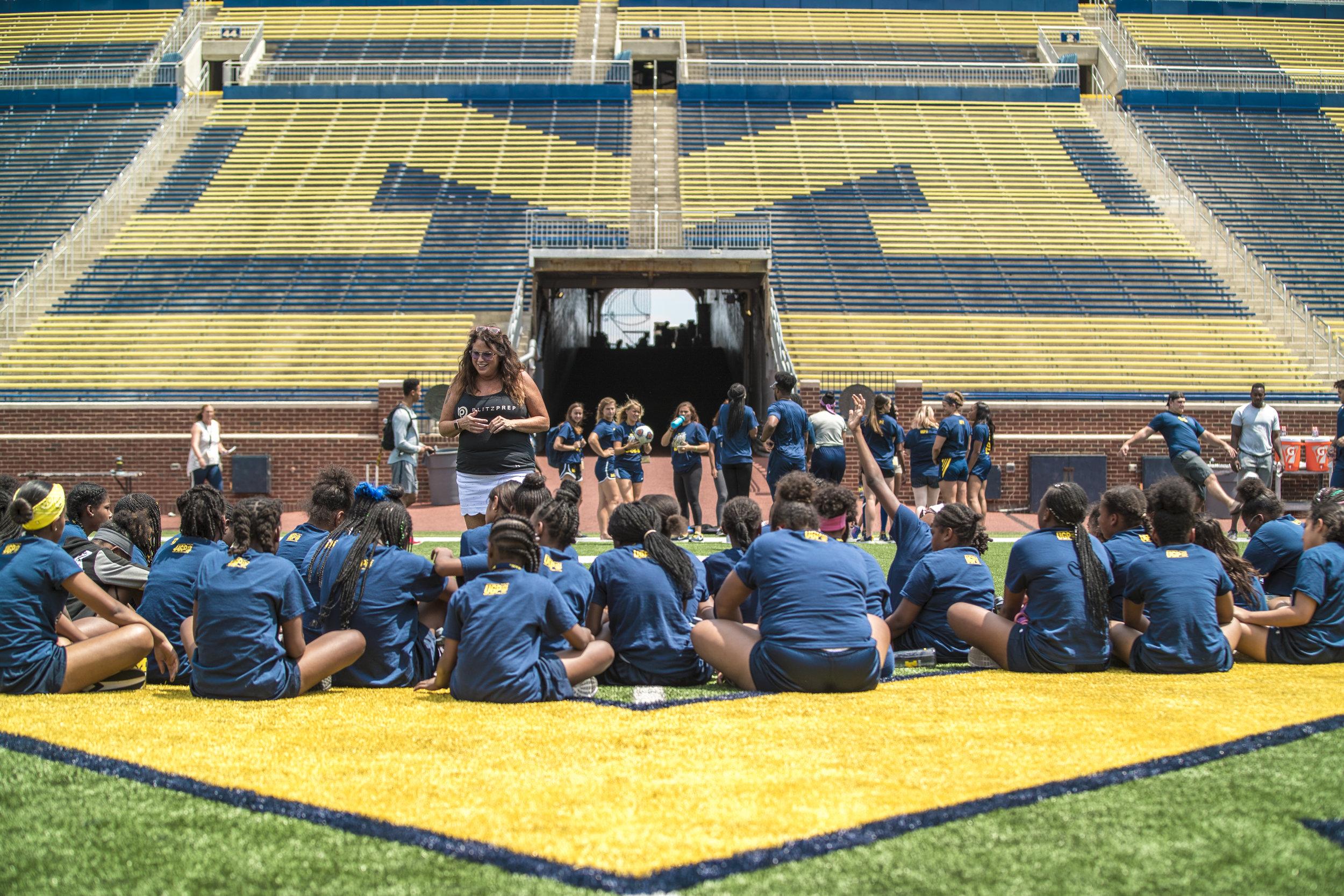 high school recruiting playbook -