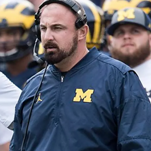Chris Partridge - Safeties/Special Teams Coordinator, University of Michigan, 2015 - PresentNational Recruiter of the Year, 2016