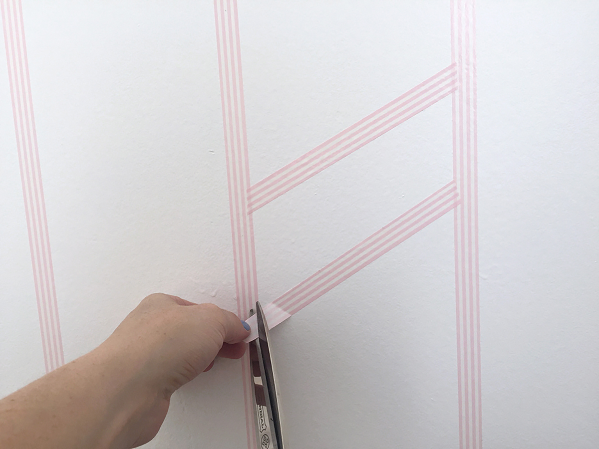 Stick_Diagonal_DIY_Washi_Wall_Effect_with_Scotch_Expressions_Washi_Tape_By_Clever_Poppy.jpg