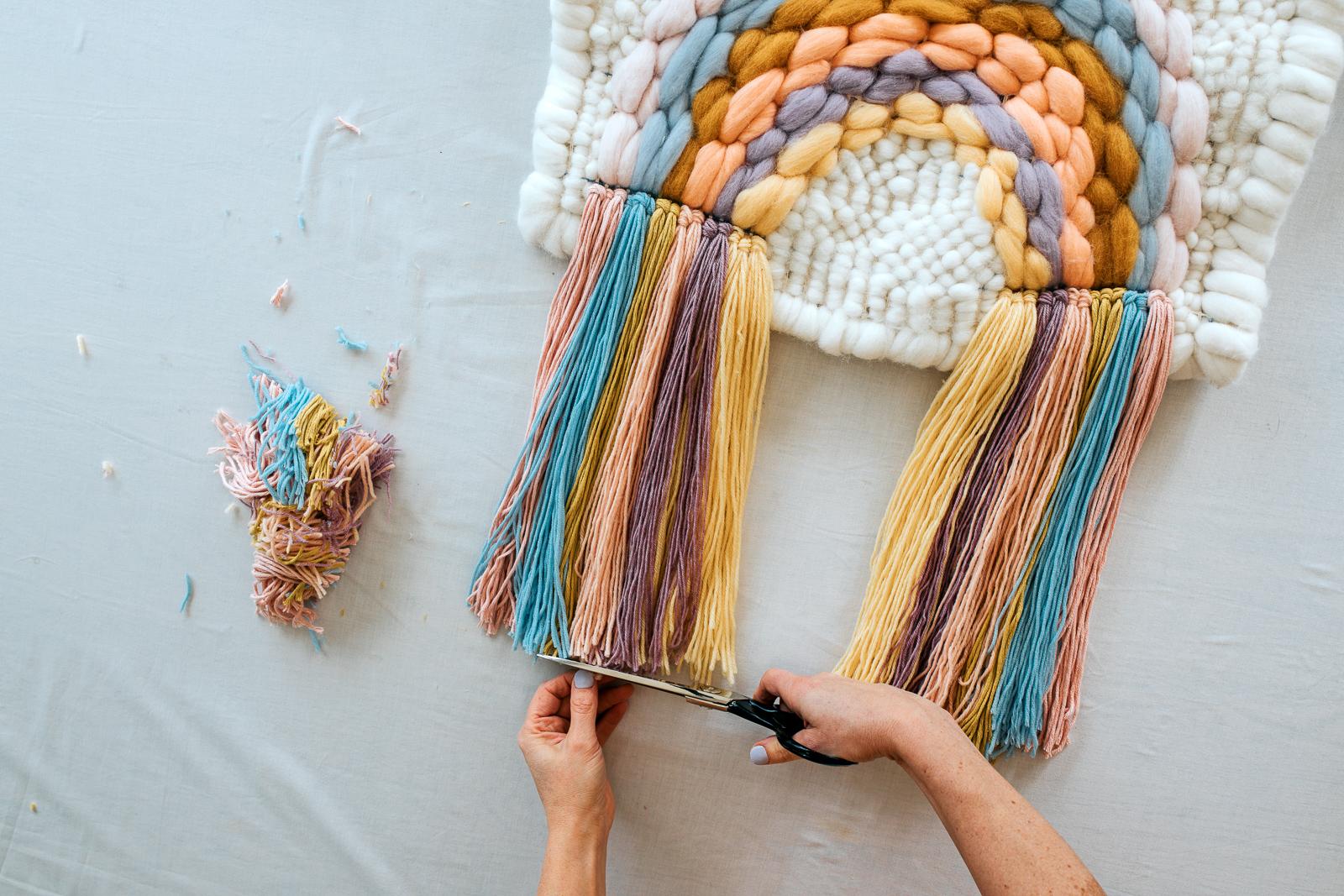 15_Trim_DIY_Rainbow_Wall_Hanging_by_Clever_Poppy.jpg