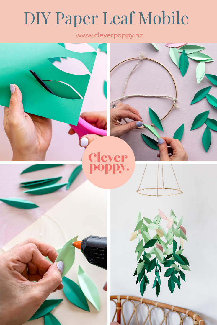 Make a Paper Leaf Mobile by Clever Poppy.png