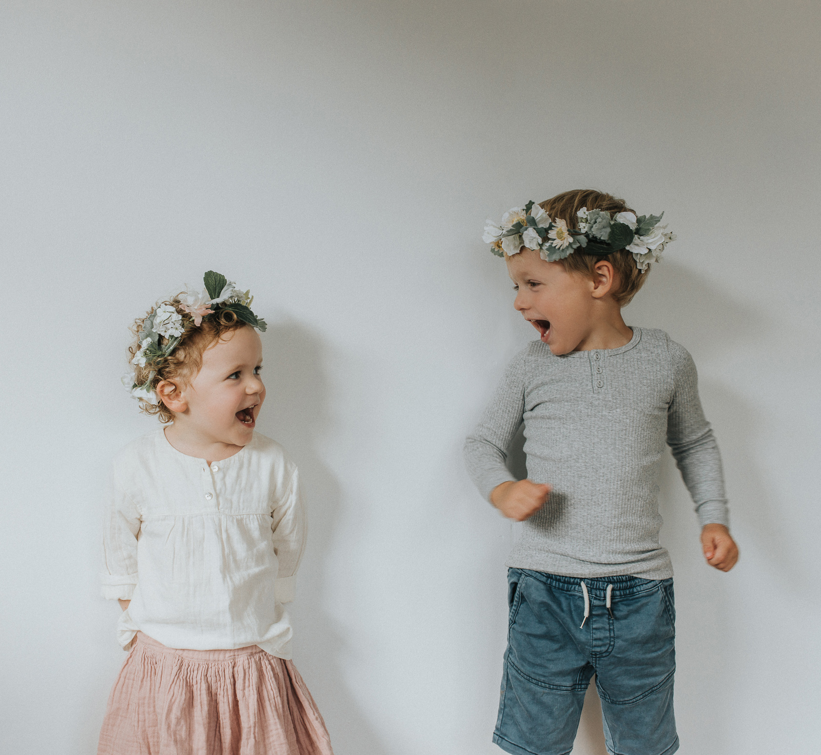 DIY Flower Crowns for Dress Ups by Clever Poppy 3.jpg