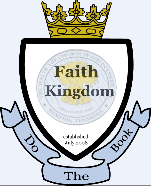 Faith Kingdom's Ministries - Encourage each Individual to be Followers of Christ through Teaching of the Bible, Prayer, Showing Godly Love and Fellowship.
