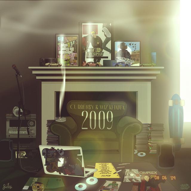 Wiz Khalifa & Curren$y - 2009