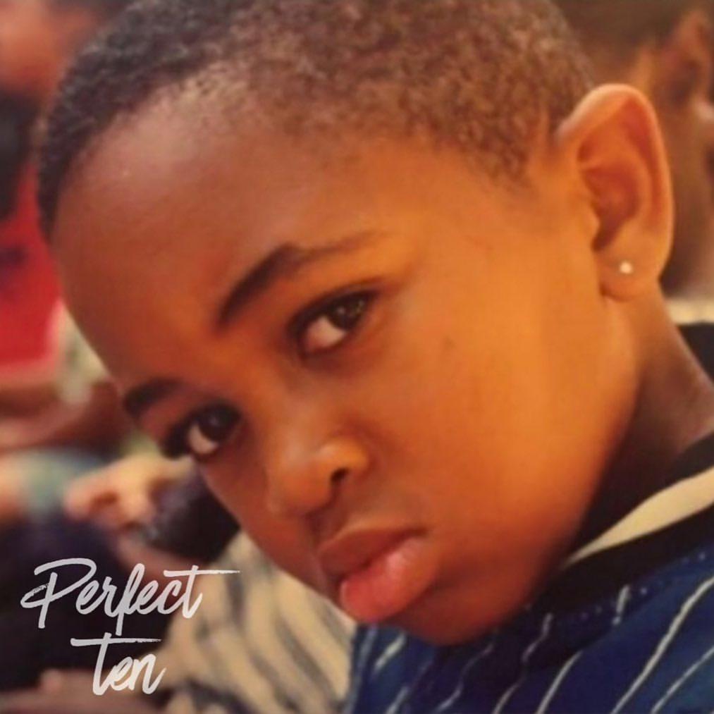 """DJ Mustard """"Perfect 10"""""""