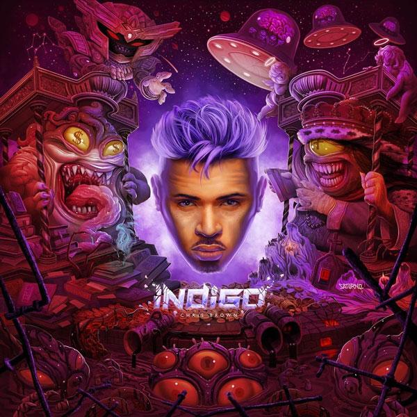 "Chris Brown ""Indigo"""