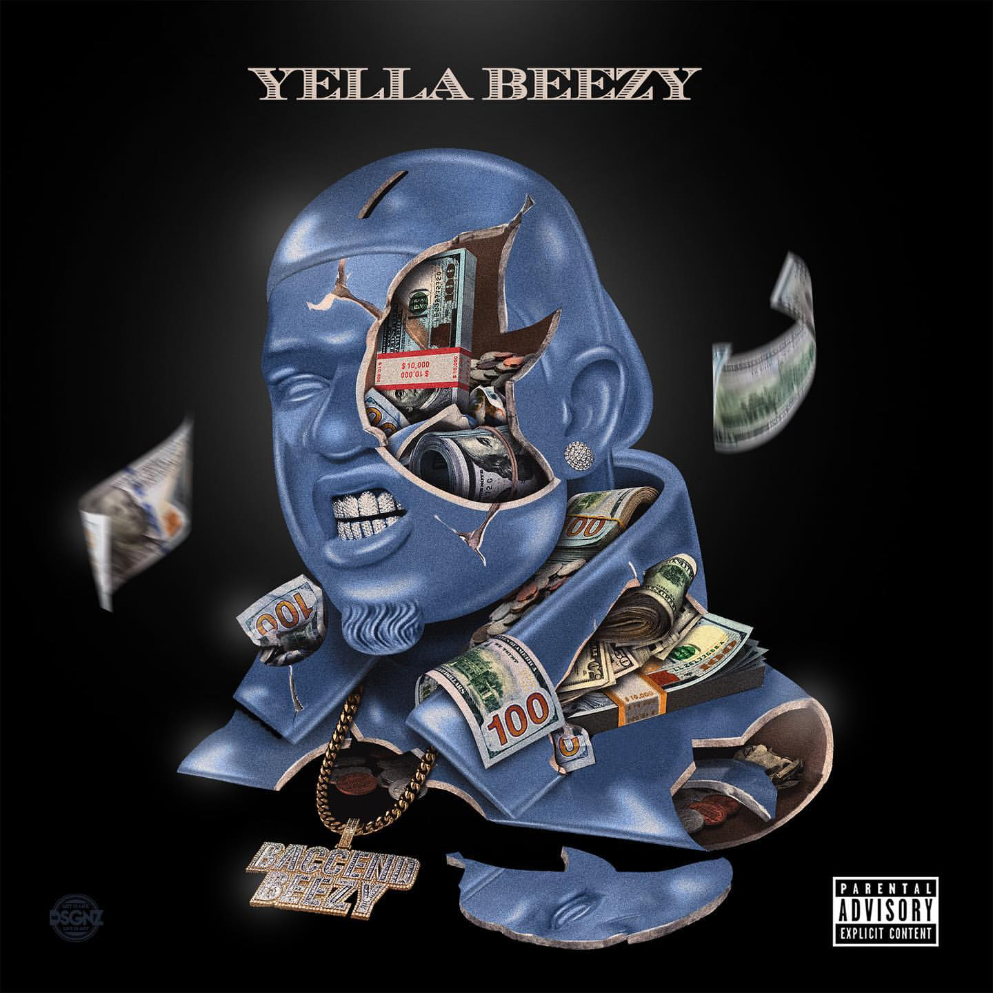 "Yella Beezy ""Baccend Beezy"""