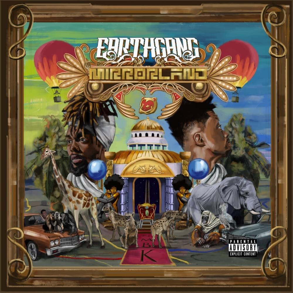 Earthgang- Mirrorland
