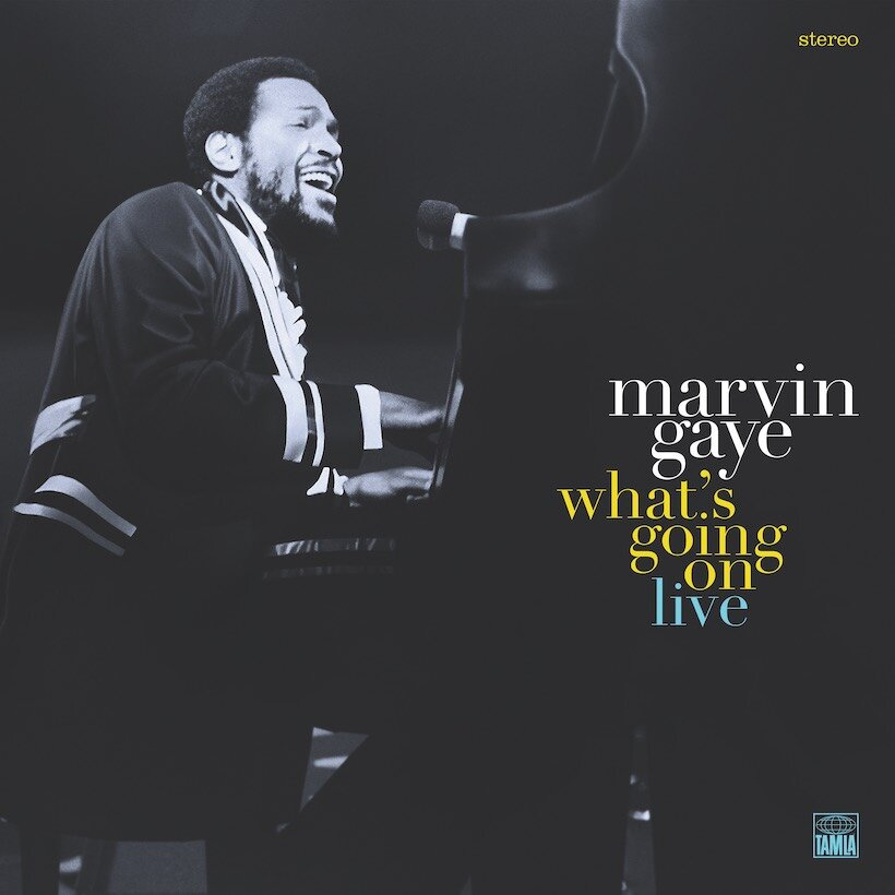 """Marvin Gaye """"What's Going On (LIVE)"""""""