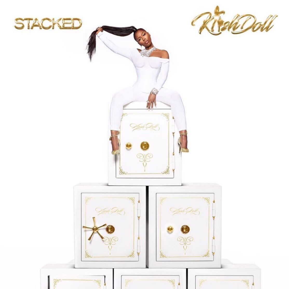 """Kash Doll """"Stacked"""""""