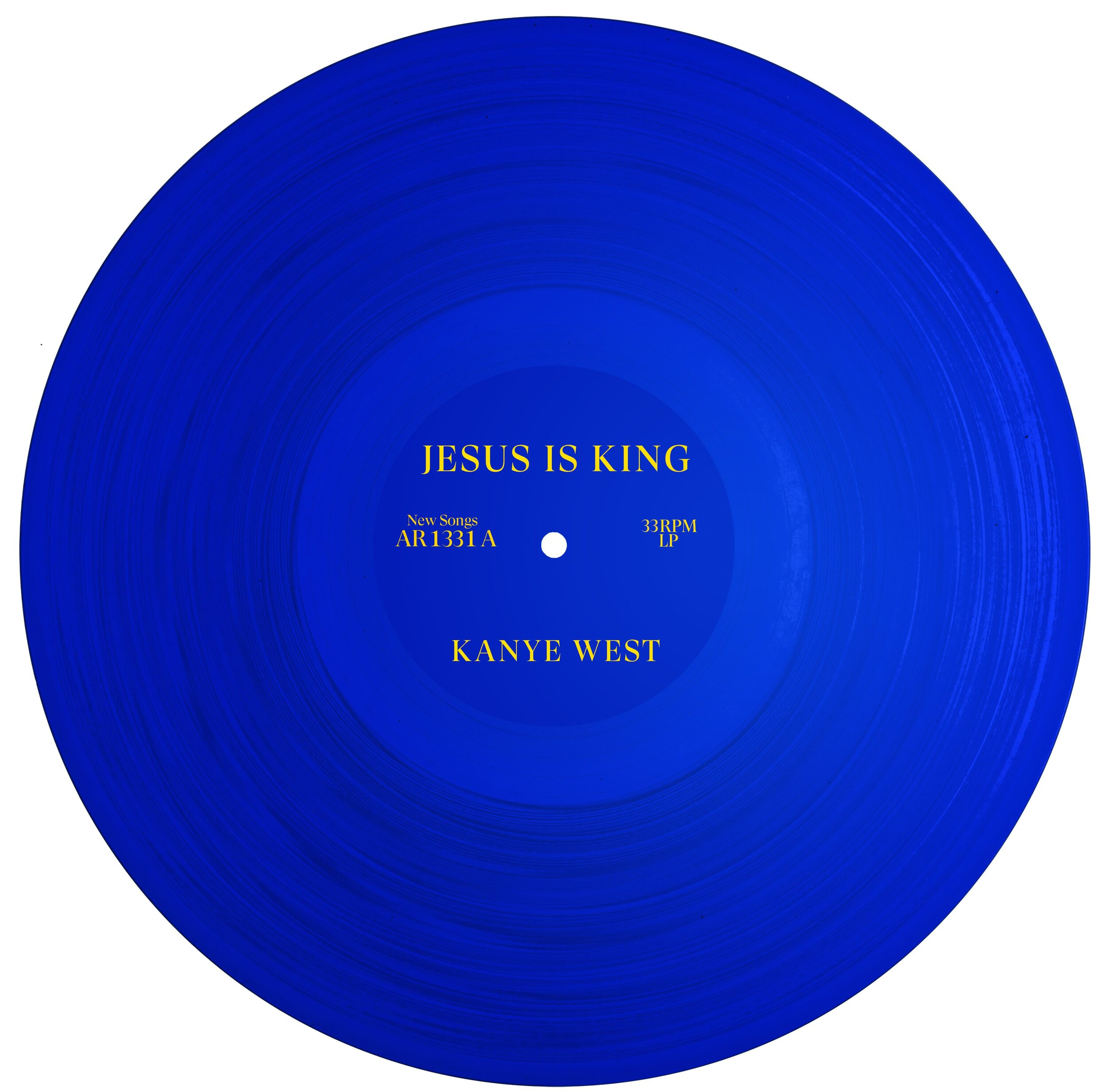 "Kanye West ""Jesus is King"""