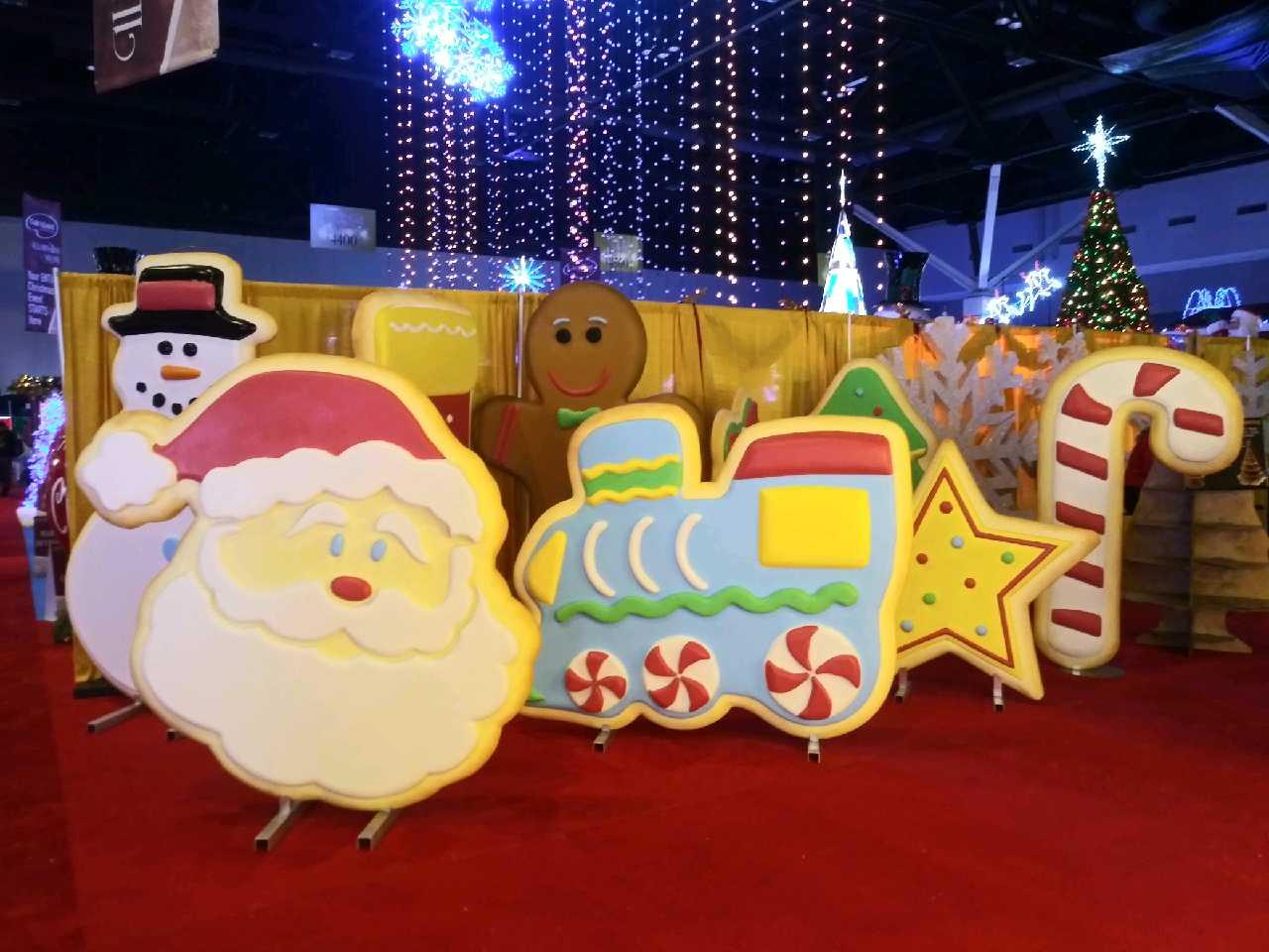 Christmas Cookies at TransWorld