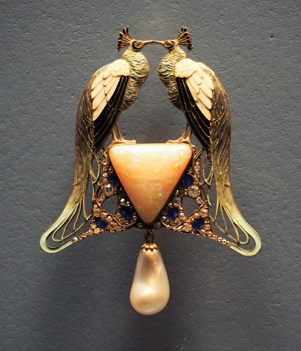 Pendant, Rene-Jules Lalique (French 1860 - 1945)