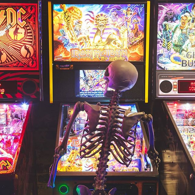 SPOOKADE is on tonight from 4pm!  Skull pizzas Cheese burger pizza Best dressed Free play on Terminator 2 All NEW menu!  #perthfood #perthbars #perthisokay #perthtodo #perthsbest #perththingstodo #perthisok #perth