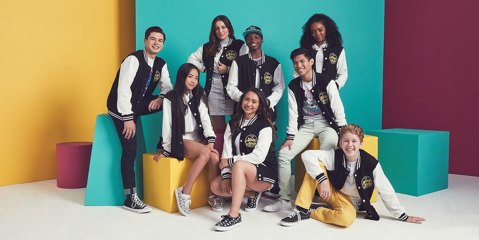 Leanne Tessa Disney Just Unveiled An All-New Mickey Mouse Club