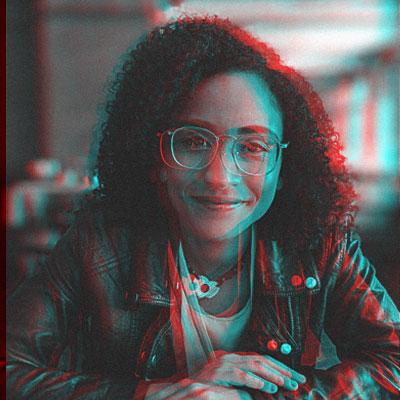 Quina Aragon - Author / Spoken Word Artist
