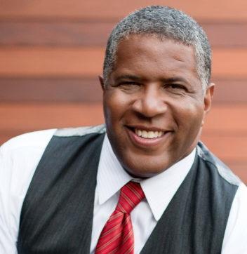 Robert F. Smith - businessman, investor, philanthropist, Forbes wealthiest African-American