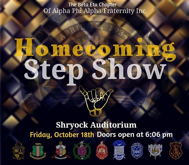 🗣Homecoming is just A Month Away‼️💥 It's going up this Fall at SIUC😎 Prices are now $10🚨Don't Snooze 🌚🤙🏾 Stay tuned for more to come 🤫📲See Link in Bio ⬆️⬆️⬆️#SIUC #2K19HC