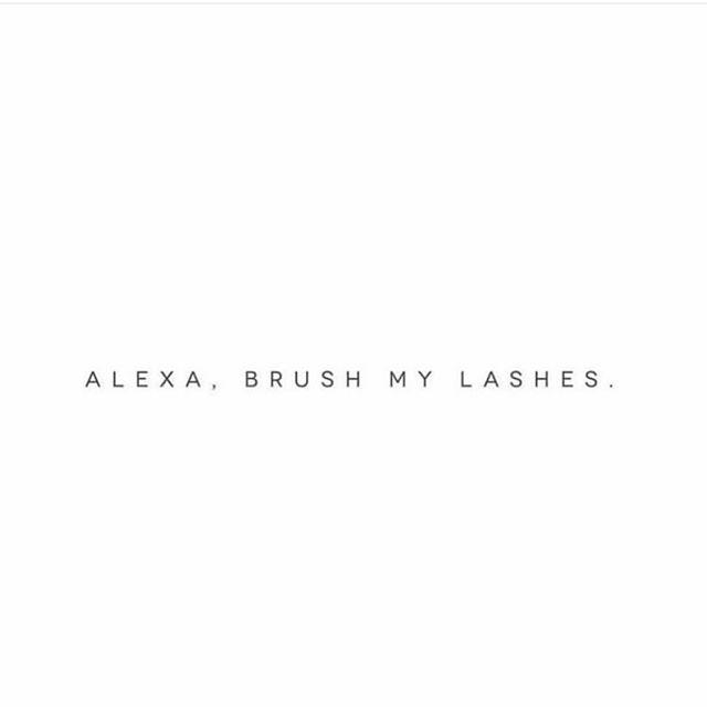 Good Morning!!! Yes BRUSH YA LASHES 🙄 #aprilscreativeexpressions #eyelashes #positivevibes #eyelashextensions #eyebrows #permanentmakeup