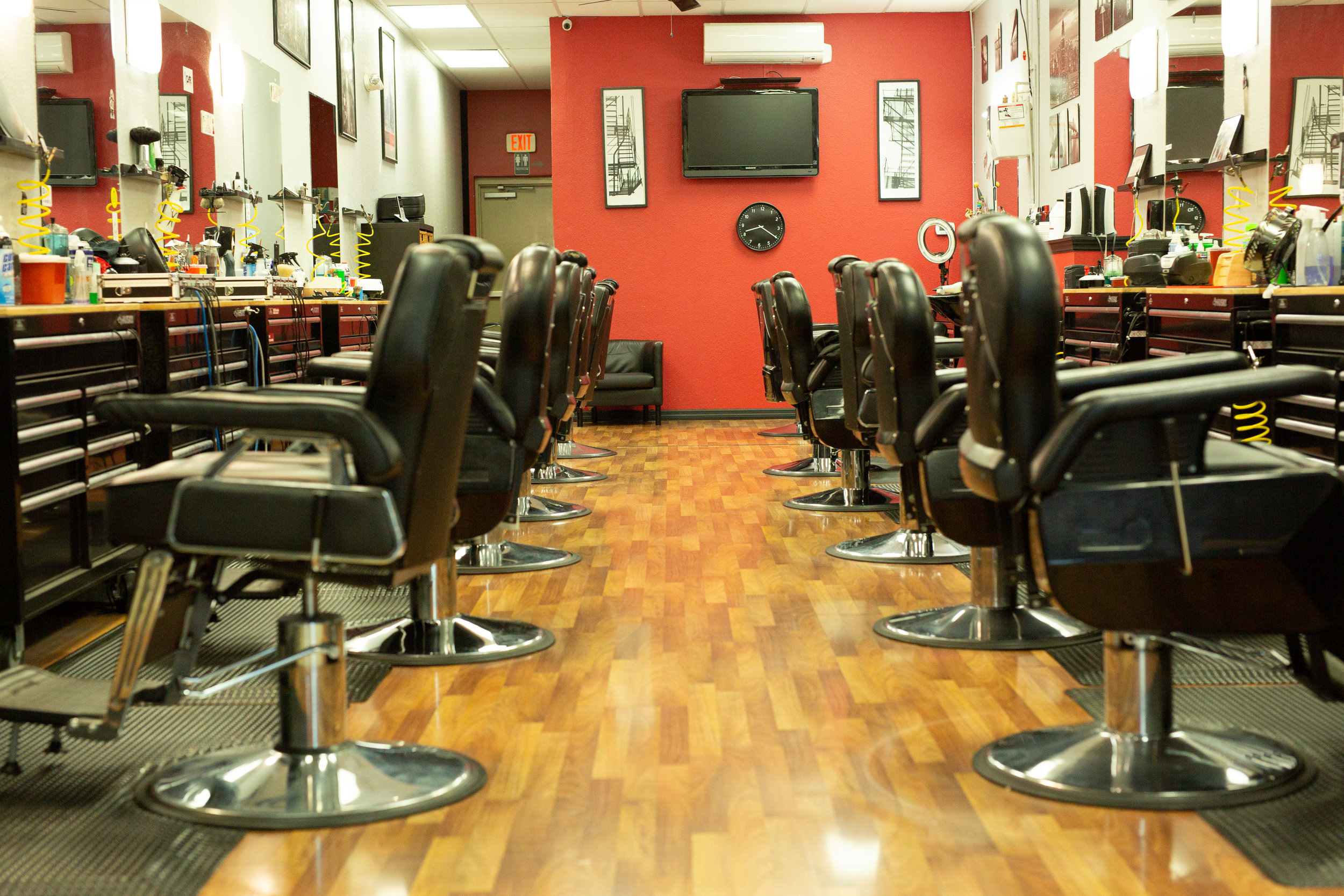 - At Clippers Barber Shop we feel 100% confident that there is not a single haircut that our team of experienced barbers can't do. We have our pulse on the latest styles for men and boys, and can also deliver on more old school haircuts. You call the shots, we make it happen.