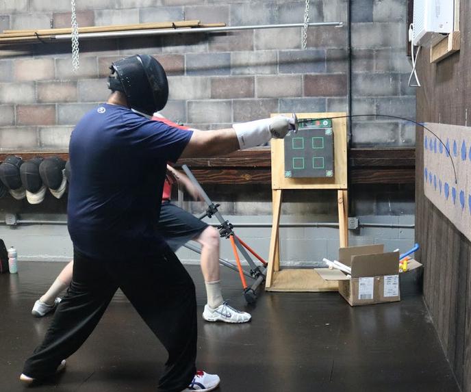 Swordplay LA Bladework Exercises