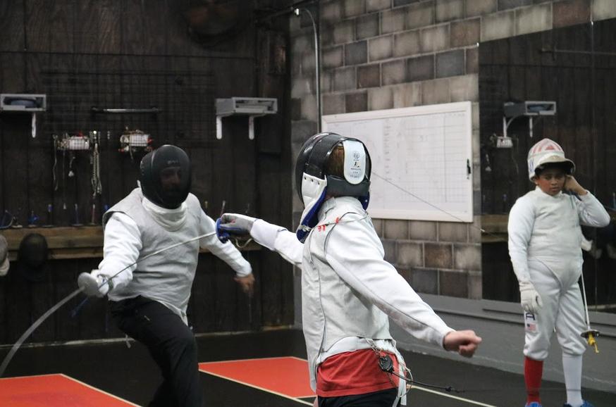 Swordplay LA Foil Fencing, Teens And Adults