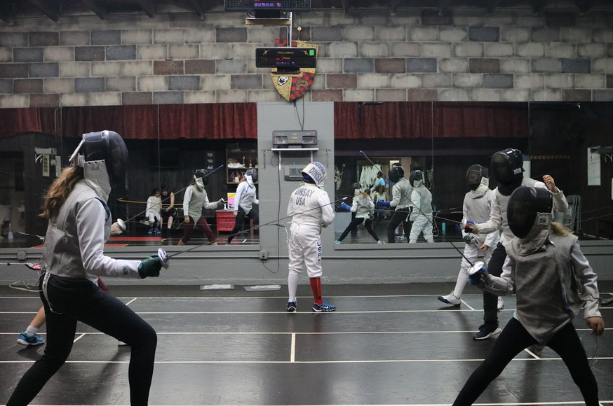 Foil fencing clinic.png