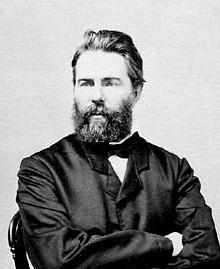 Herman Melville ca. 1860